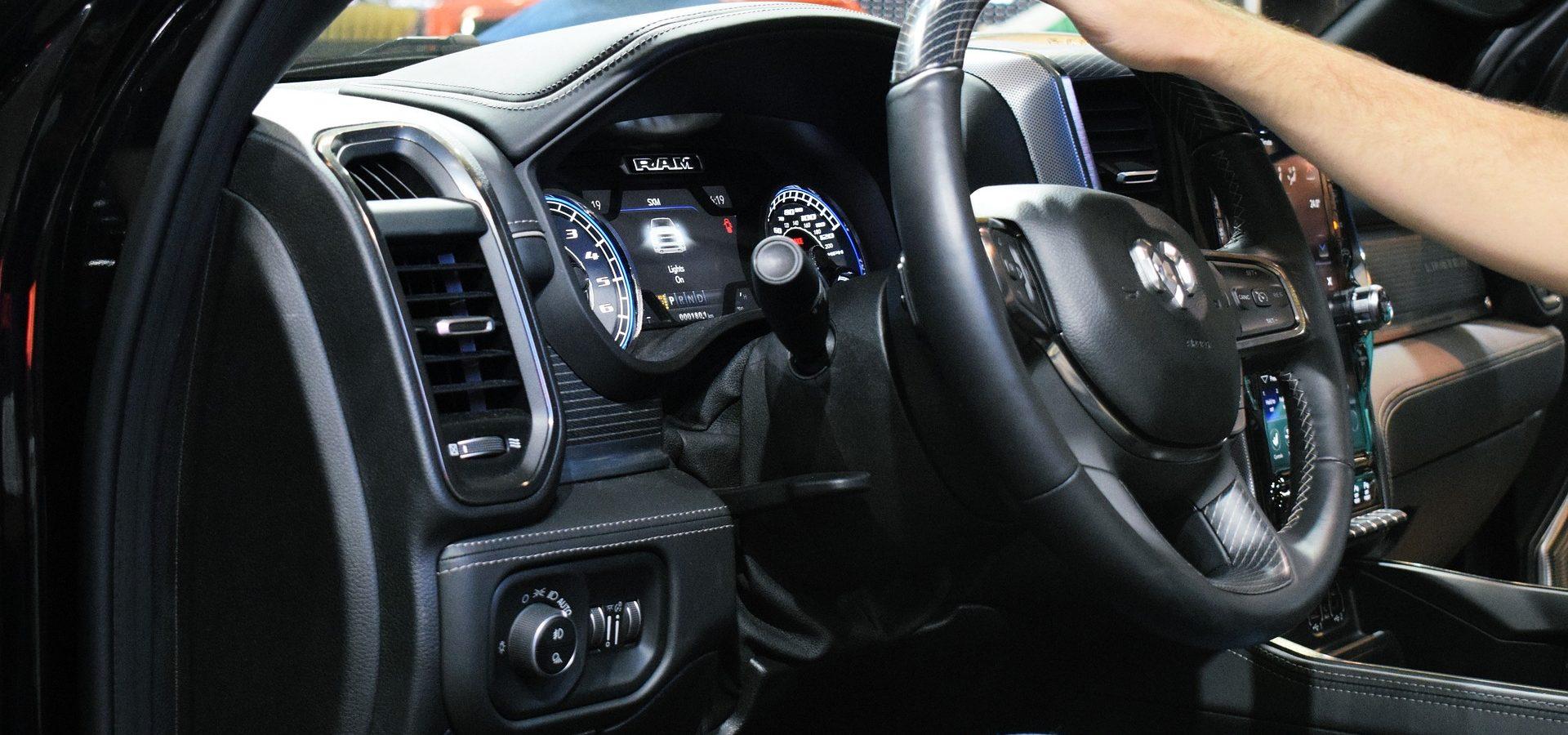 nieuwe Dodge Ram 1500