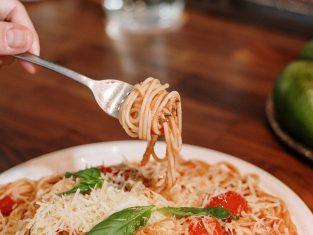 Italiaanse pasta